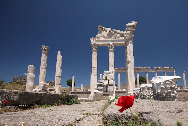 Bergama a Pergamon, 2. část