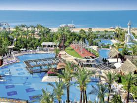 Turecký hotel Delphin Diva s bazénem