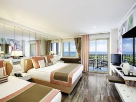 Turecký hotel Delphin Diva - ubytování