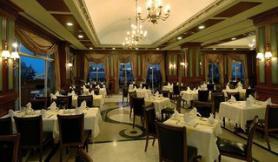 Turecký hotel Delphin Diva s restaurací