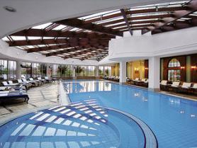 Turecký hotel Delphin Diva s vnitřním bazénem