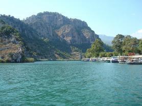 Turecké Lýkijské pobřeží
