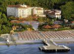 Turecký hotel Akka Alinda u moře