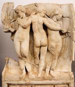 Reliéf tří grácií