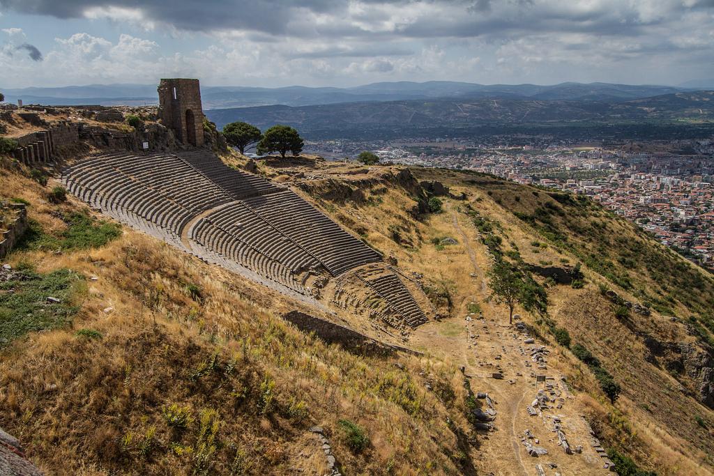 Bergama a Pergamon, 1. část